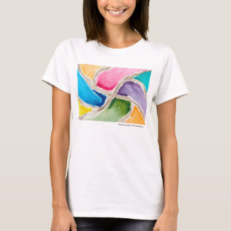 Ladies T Shirt by Happy Colors
