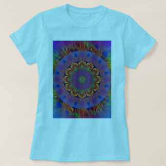 Ladies T-Shirt By Mj Bedford