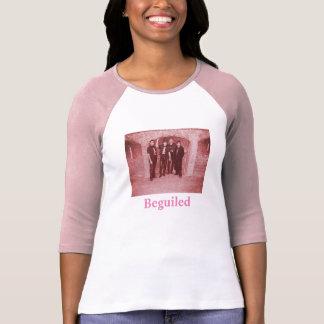 Ladies three quarter sleeve Tshirt