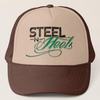 Ladies Trucker Hat - Steel N Heels