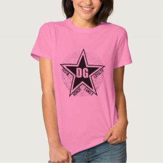 Ladies Tshirt - DG Logo