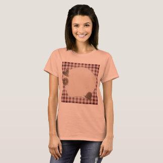 Ladies tshirt with Baking theme