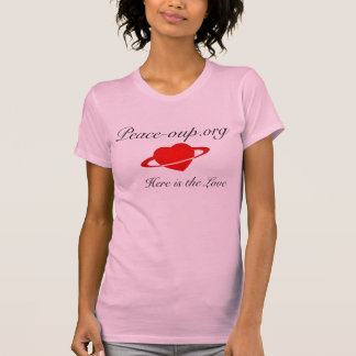 Ladies Twofer Sheer (Fitted) Shirt - (Pink/Pink)