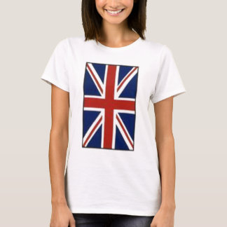 Ladies Union Jack T-Shirt