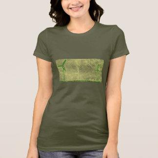 Ladies Wind Turbine T_7137 T-Shirt