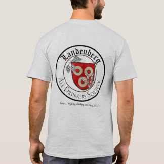 LADS - Landenberg Ale Drinkers Society T-Shirt