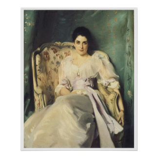 Lady Agnew of Lochnaw, 1892-93 Poster