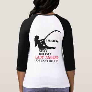 LADY ANGLER T-Shirt
