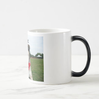 Lady Belle Morphing Mug