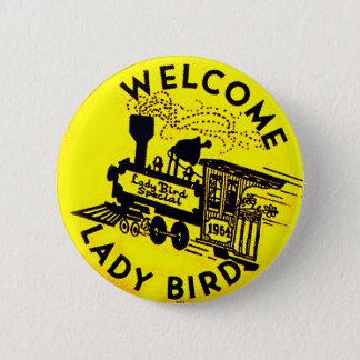 Lady Bird - Button