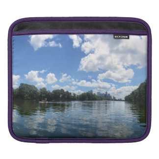 Lady Bird Lake Panorama - Austin - Texas iPad Sleeve