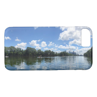Lady Bird Lake Panorama - Austin - Texas iPhone 8/7 Case