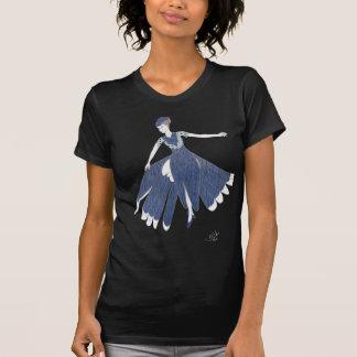 Lady Blue Jay Tshirt