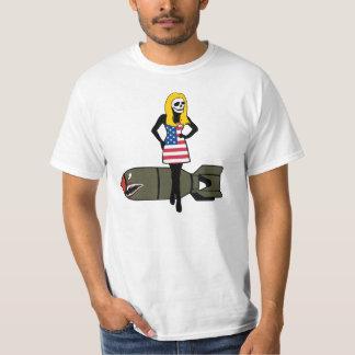 Lady Boom Boom - USA variant T-shirt