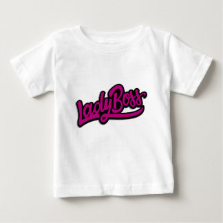 Lady Boss Baby T-Shirt