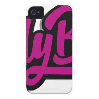 Lady Boss iPhone 4 Case