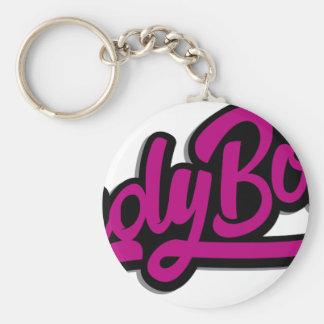 Lady Boss Key Ring