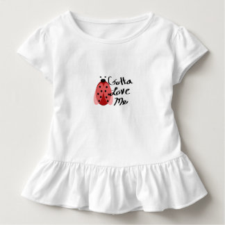 Lady Bug Baby Clothing Toddler T-Shirt