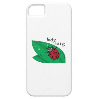 Lady Bug iPhone 5/5S Cover