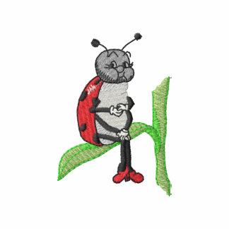 Lady Bug Embroidered Jacket