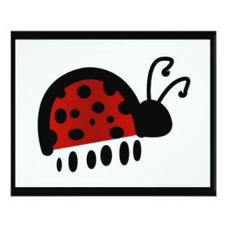 Lady bug flyer