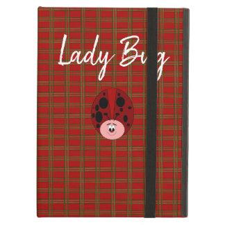 Lady Bug iPad Case