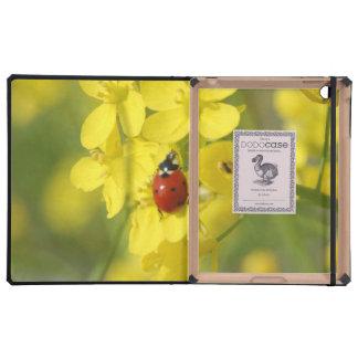 Lady Bug iPad Covers