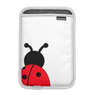 lady bug iPad mini sleeve
