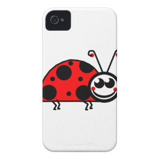 Lady Bug iPhone 4 Case-Mate Cases