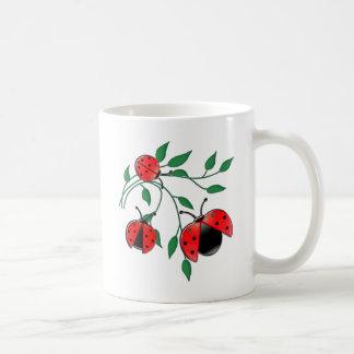 Lady Bug, Lady Bugs Coffee Mug