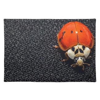 Lady Bug photography Placemat