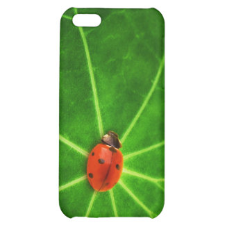 Lady Bug Print Iphone Case iPhone 5C Cover