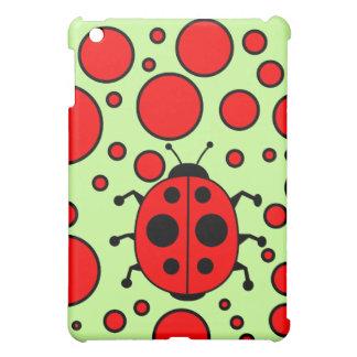 Lady Bug Social iPad Mini Case