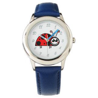 Lady-Bug Watch (Kids) 341 By Zazz_it