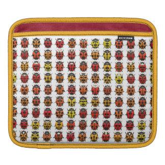 Lady Bugs 1 iPad Sleeve