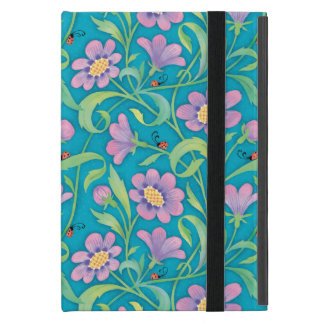 lady bugs and flowers covers for iPad mini