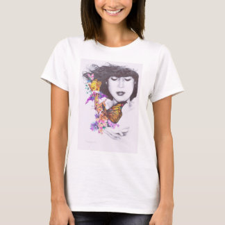 Lady Butterfly T-Shirt