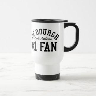 Lady Catherine De Bourgh #1 Fan Travel Mug