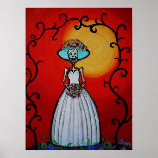 Lady Catrina Poster