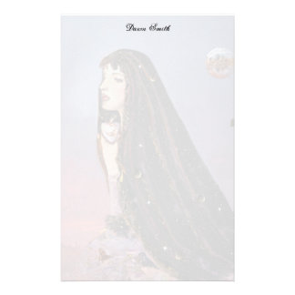 Lady Dawn Letter Paper! Stationery