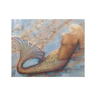 Lady di Mare Canvas Print