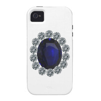 Lady Diana Engagement Ring iPhone 4 Case