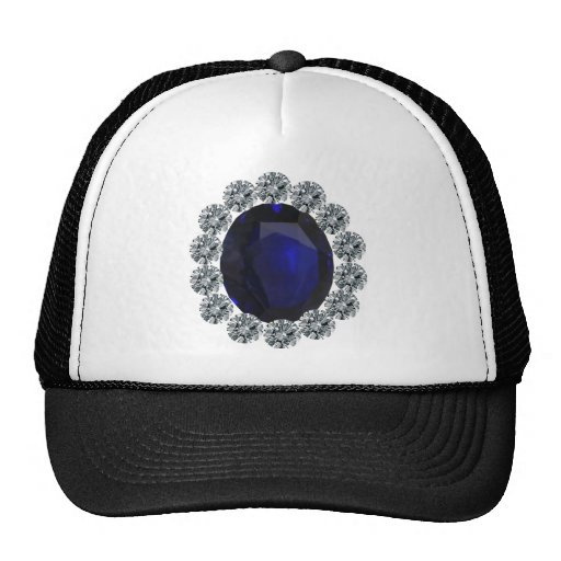 Lady Diana Engagement Ring Hat