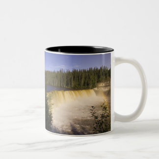 Lady Evelyn Falls Territorial Park, Northwest Two-Tone Mug