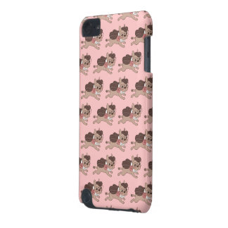 Lady Frenchie is going out for a walk iPod Touch (5th Generation) Cases