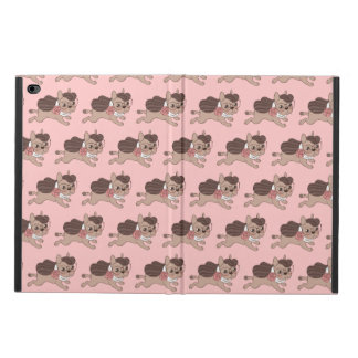 Lady Frenchie is going out for a walk Powis iPad Air 2 Case