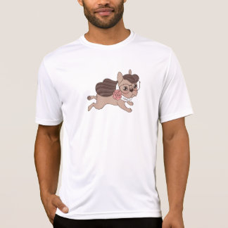 Lady Frenchie is going out for a walk T-Shirt