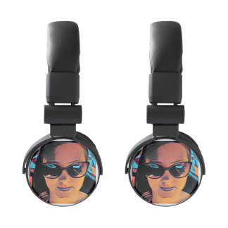 Lady Headphones