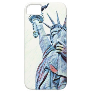 Lady in Las Vegas. iPhone 5 Covers