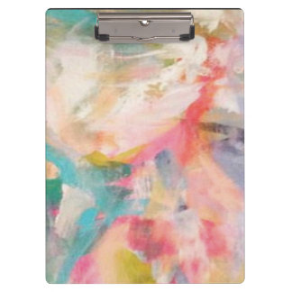 Lady in the Light Clip Board Clipboards